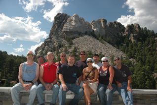 group mt rushmore