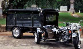 black bike hearst
