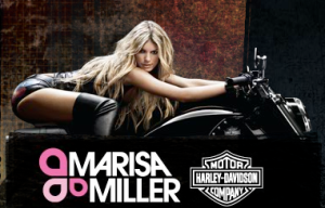 Marisa Miller Ad Campaign