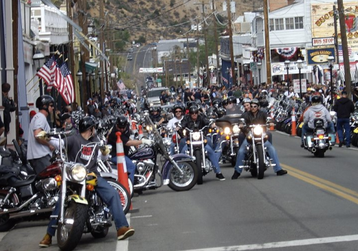 Harley Davidson Reno Street Vibrations