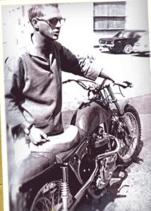 Steve McQueen - Metisse Desert Racer