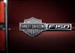 2010 Ford F-150 Harley-Davidson Edition