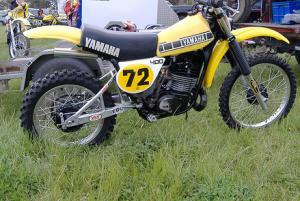 Yamaha YZ400
