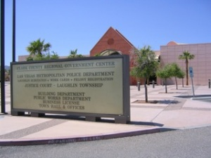 Laughlin Police Station