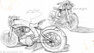 Mac Motorcycle