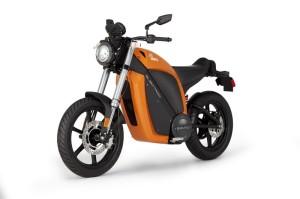 Brammo Enertia Motorcycle