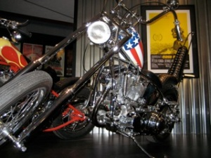 Easy Rider Replica Bike