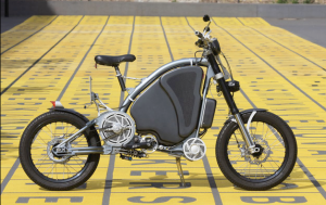 eROCKIT Electric Motorcycle
