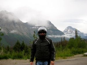 FXRG Jacket - Under Rain Coat - Glacier Nat. Park