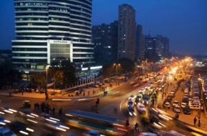 New Deli Traffic