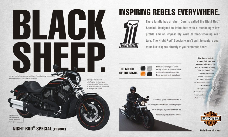 Harley Davidson Advertising: Motorcycle Shipments 201000 To 212000