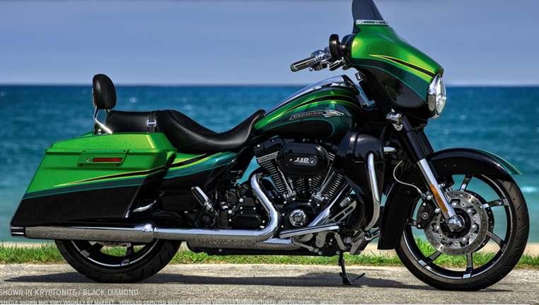 Road Glide Vs Street Glide >> CVO Street Glide | Northwest Harley Blog