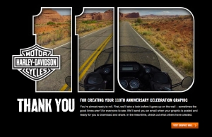 Harley-Davidson 110th Anniversary Celebration