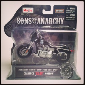 "Maisto ""Sons of Anarchy"" 1:18 Scale Bikes"