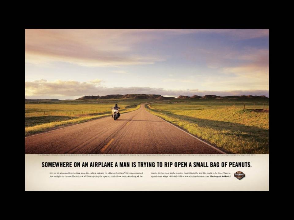 Harley Davidson Advertising: Harley-Davidson Financial Normalcy In Europe