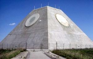 Stanley R. Mickelsen Safeguard Complex (MSR) - Radar