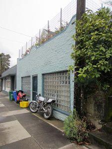 Sidewalk-motorcycles