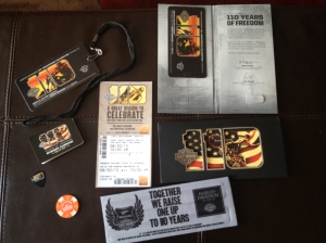 110th Anniversary Commemorative Ticket + Museum Pass