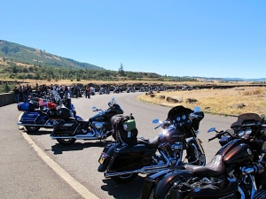Bikers For Christ Meeting