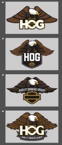 New H.O.G. Logo Selection