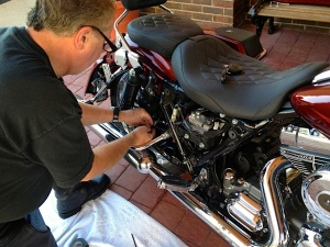 Brake Line Failure on the 2013 CVO Road King