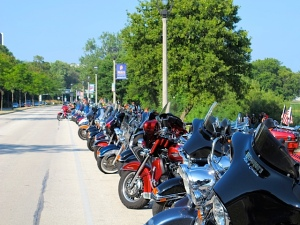 Harley's line Lake front road