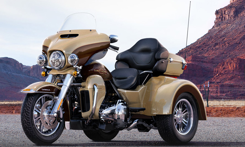 Harley-Davidson Project RUSHMORE Trike Recall | Northwest Harley Blog