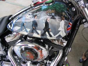 Abbey Road - Tank