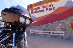 Death Valley East Entrance