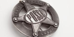Posse-Badge