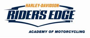 The old Rider's Edge® logo