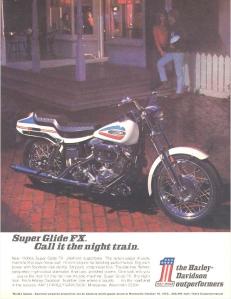 1971 Super Glide FX