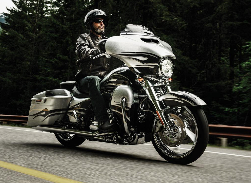 Cvo Street Glide Northwest Harley Blog