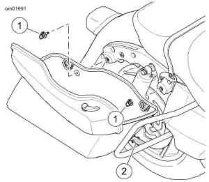 Saddlebag Drawing