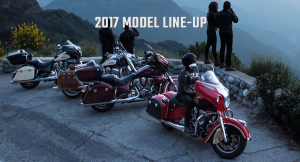 Indian Motorcycle 2017 Line-Up