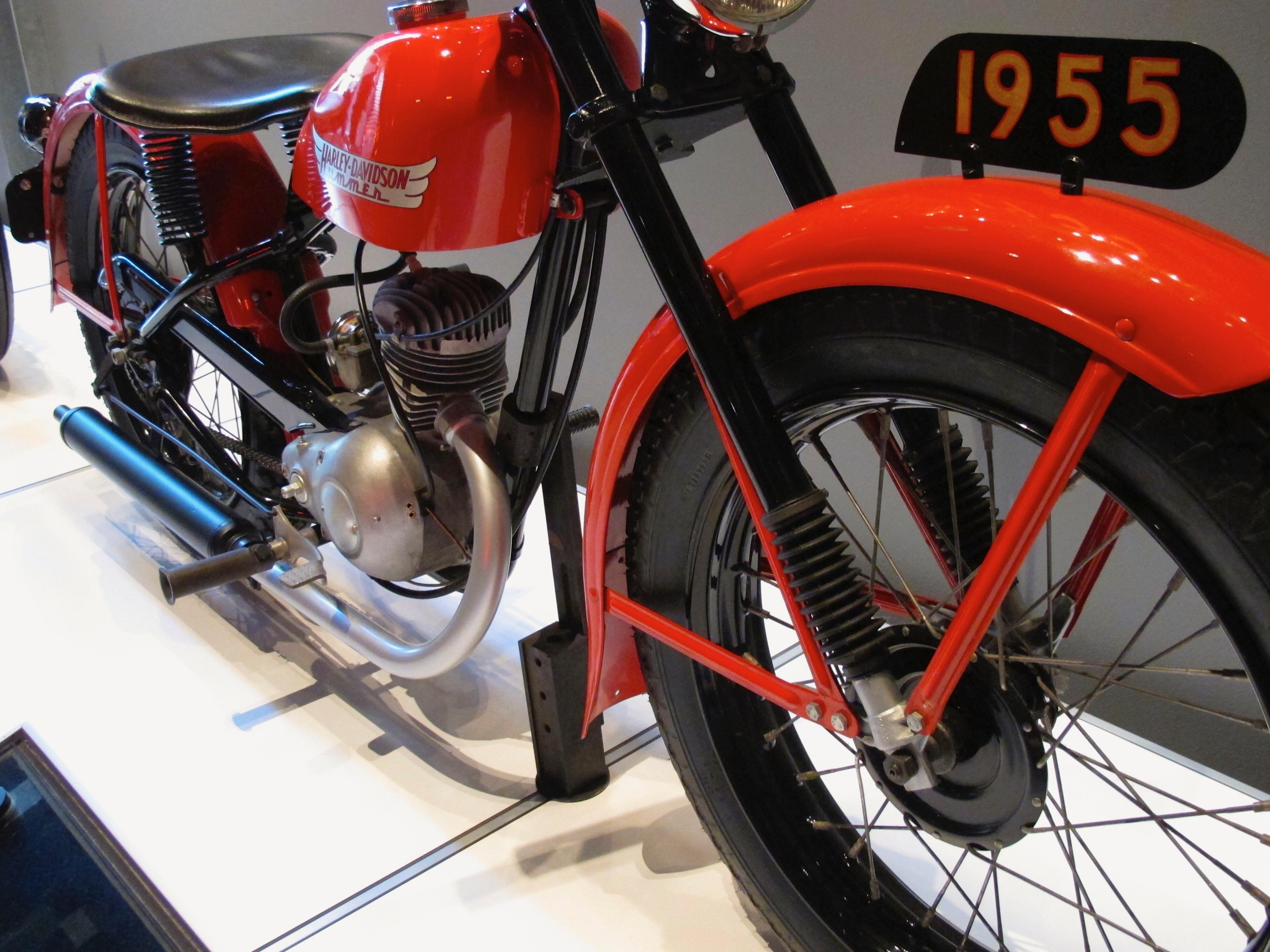 Harley-Davidson Two-Stroke Engine History